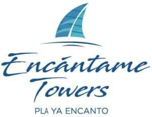 Logo for Encantame Tower's Website for Puerto Penasco (Rocky Point Mexico).