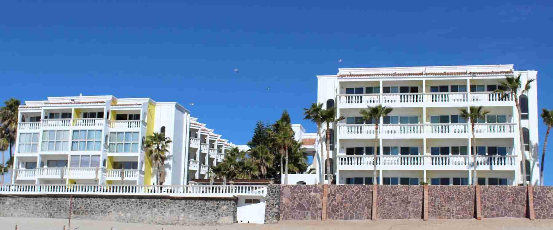 Playa Bonita Hotel in Puerto Penasco Mexico (Rocky Point).