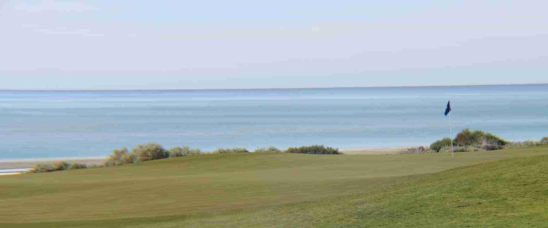 18th Hole in Vi.danta's Golf Course